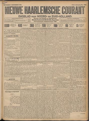 Nieuwe Haarlemsche Courant 1912-11-09