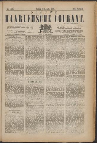 Nieuwe Haarlemsche Courant 1888-12-28