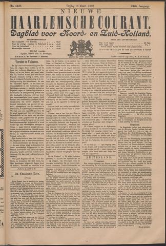 Nieuwe Haarlemsche Courant 1900-03-16