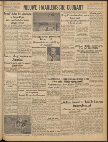 Nieuwe Haarlemsche Courant 1947-05-30