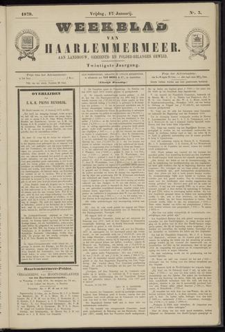 Weekblad van Haarlemmermeer 1879-01-17