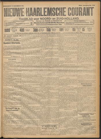Nieuwe Haarlemsche Courant 1911-12-21