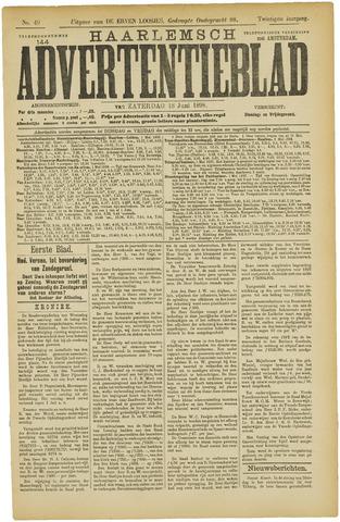 Haarlemsch Advertentieblad 1898-06-18