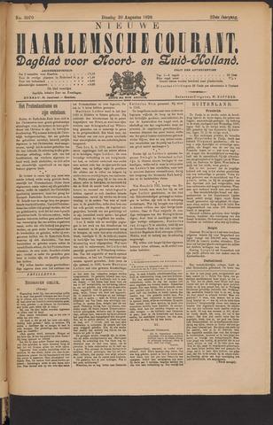 Nieuwe Haarlemsche Courant 1898-08-30