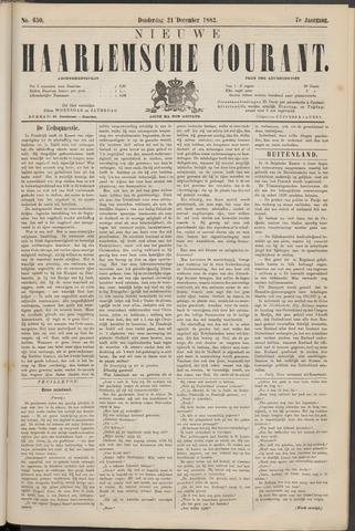 Nieuwe Haarlemsche Courant 1882-12-21