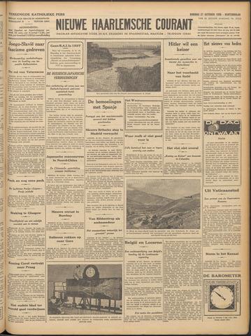 Nieuwe Haarlemsche Courant 1936-10-27