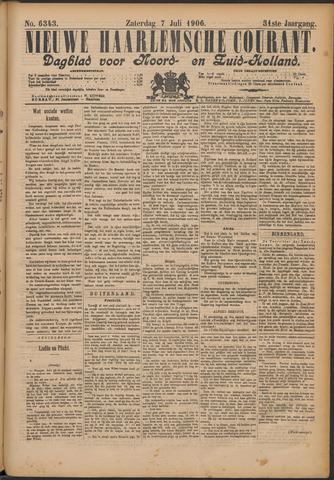 Nieuwe Haarlemsche Courant 1906-07-07