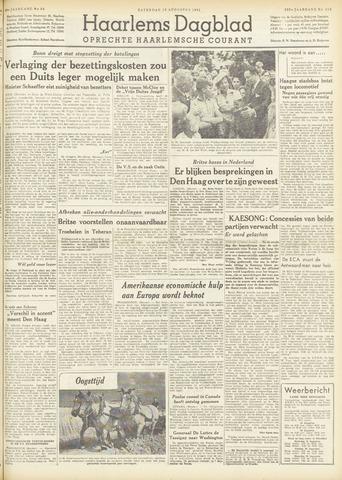 Haarlem's Dagblad 1951-08-18