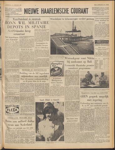 Nieuwe Haarlemsche Courant 1960-02-24