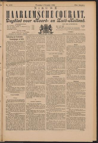 Nieuwe Haarlemsche Courant 1898-11-09