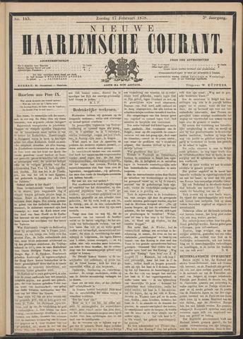 Nieuwe Haarlemsche Courant 1878-02-17
