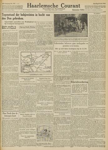 Haarlemsche Courant 1942-07-25