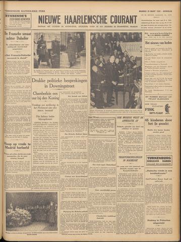 Nieuwe Haarlemsche Courant 1939-03-20