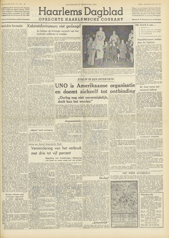 Haarlem's Dagblad 1951-02-17