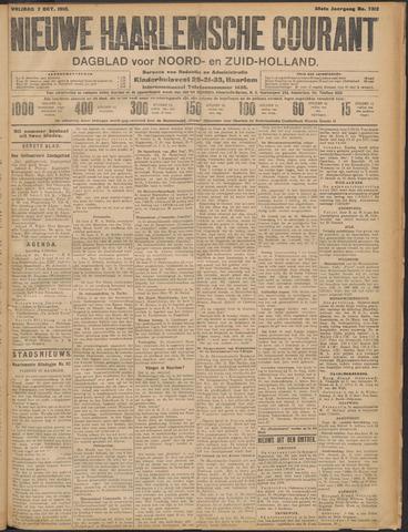 Nieuwe Haarlemsche Courant 1910-10-07