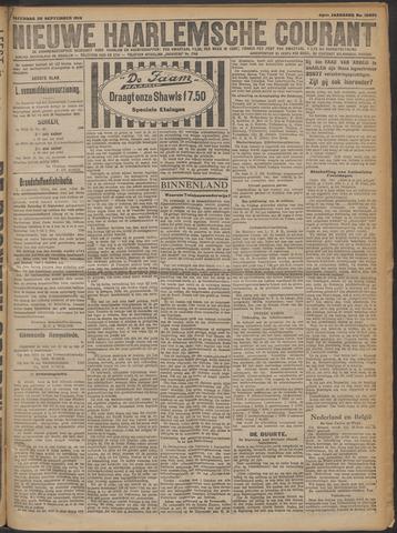 Nieuwe Haarlemsche Courant 1919-09-20
