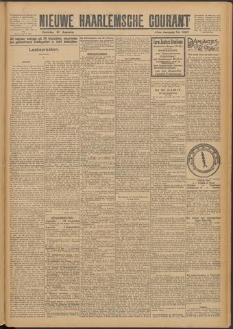 Nieuwe Haarlemsche Courant 1924-08-30