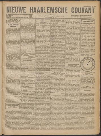 Nieuwe Haarlemsche Courant 1922-02-25