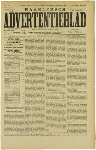 Haarlemsch Advertentieblad 1895-06-26
