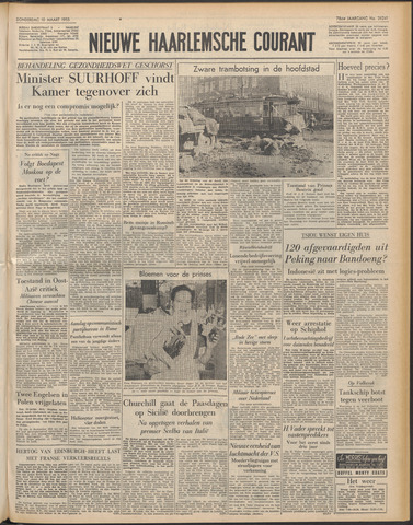 Nieuwe Haarlemsche Courant 1955-03-10