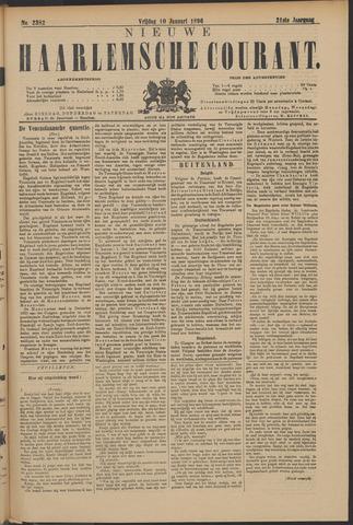Nieuwe Haarlemsche Courant 1896-01-10