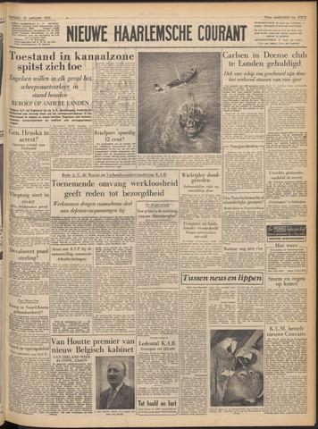 Nieuwe Haarlemsche Courant 1952-01-15