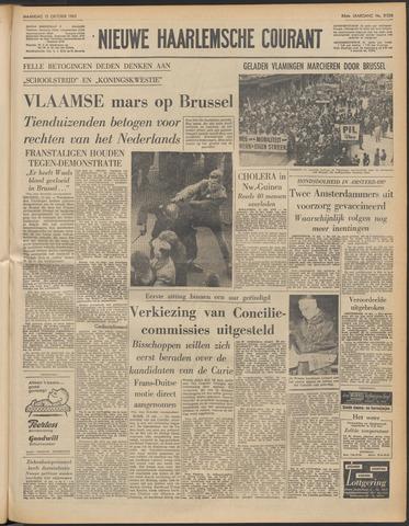 Nieuwe Haarlemsche Courant 1962-10-15
