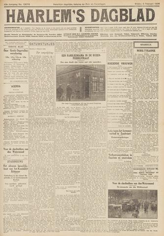 Haarlem's Dagblad 1926-02-05