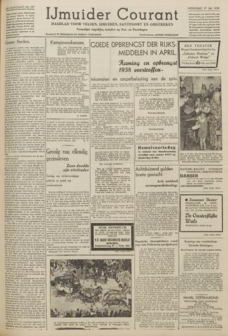 IJmuider Courant 1939-05-17