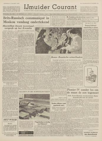 IJmuider Courant 1959-03-03