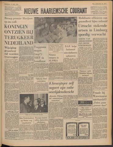 Nieuwe Haarlemsche Courant 1964-04-15