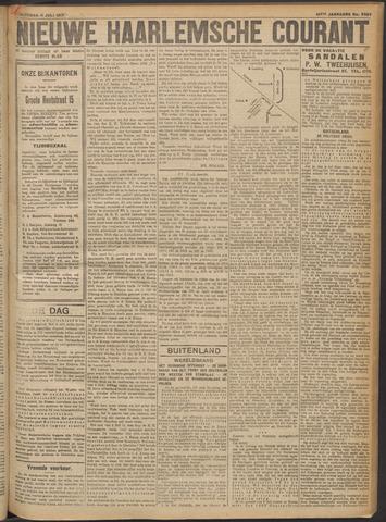 Nieuwe Haarlemsche Courant 1917-07-11