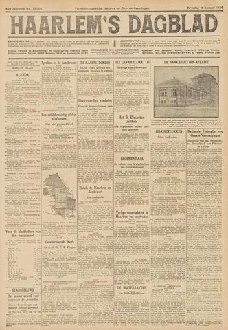 Haarlem's Dagblad 1926-01-16