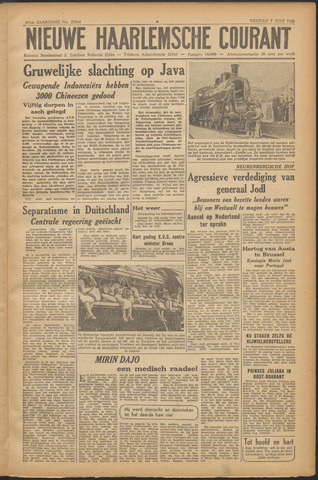 Nieuwe Haarlemsche Courant 1946-06-07