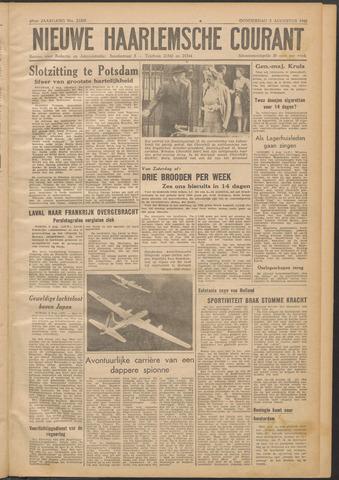 Nieuwe Haarlemsche Courant 1945-08-02