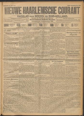 Nieuwe Haarlemsche Courant 1914-06-23