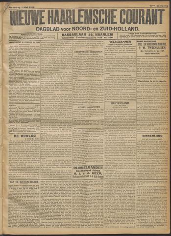 Nieuwe Haarlemsche Courant 1916-05-01