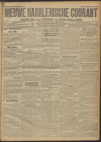 Nieuwe Haarlemsche Courant 1914-12-16