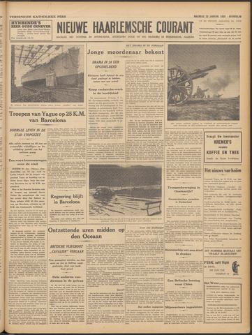 Nieuwe Haarlemsche Courant 1939-01-23