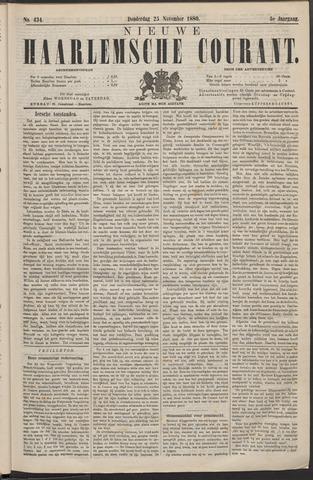 Nieuwe Haarlemsche Courant 1880-11-25