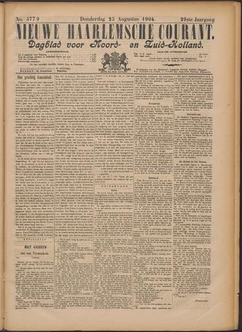 Nieuwe Haarlemsche Courant 1904-08-25