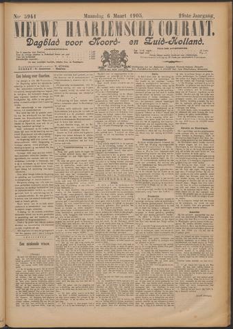 Nieuwe Haarlemsche Courant 1905-03-06