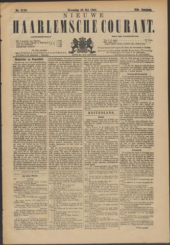 Nieuwe Haarlemsche Courant 1894-05-30