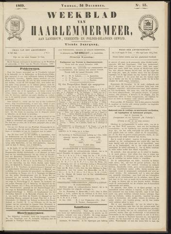 Weekblad van Haarlemmermeer 1869-12-31