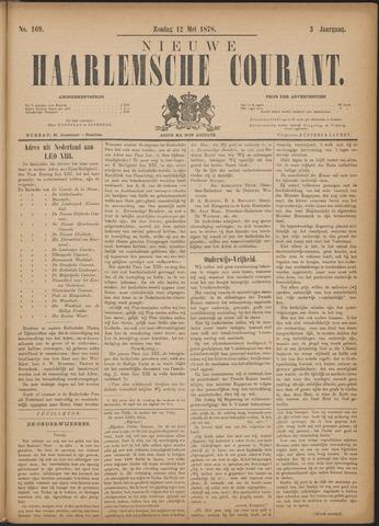 Nieuwe Haarlemsche Courant 1878-05-12
