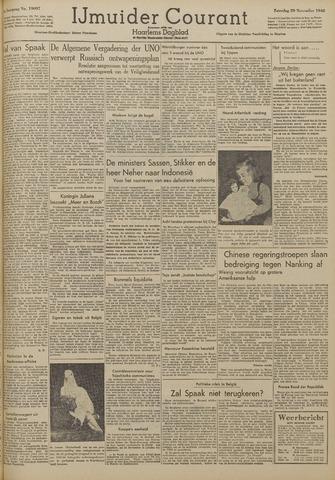 IJmuider Courant 1948-11-20