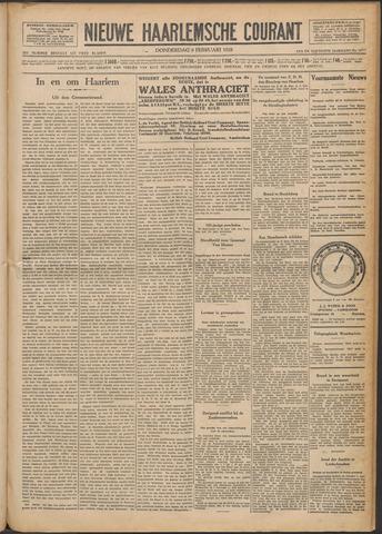 Nieuwe Haarlemsche Courant 1928-02-09
