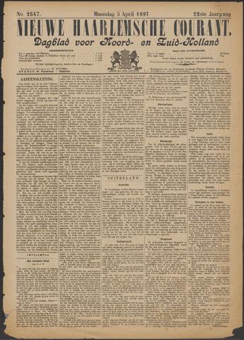 Nieuwe Haarlemsche Courant 1897-04-05