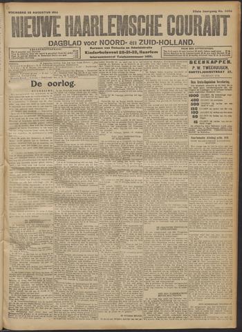 Nieuwe Haarlemsche Courant 1914-08-26