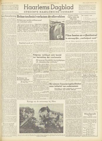 Haarlem's Dagblad 1951-08-25